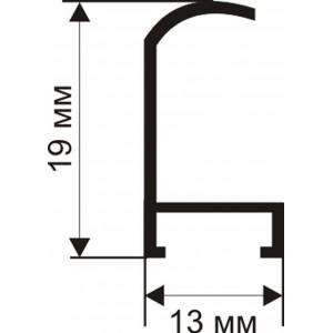 Таблички в алюминиевым багетом - Нельсон (Nielsen)
